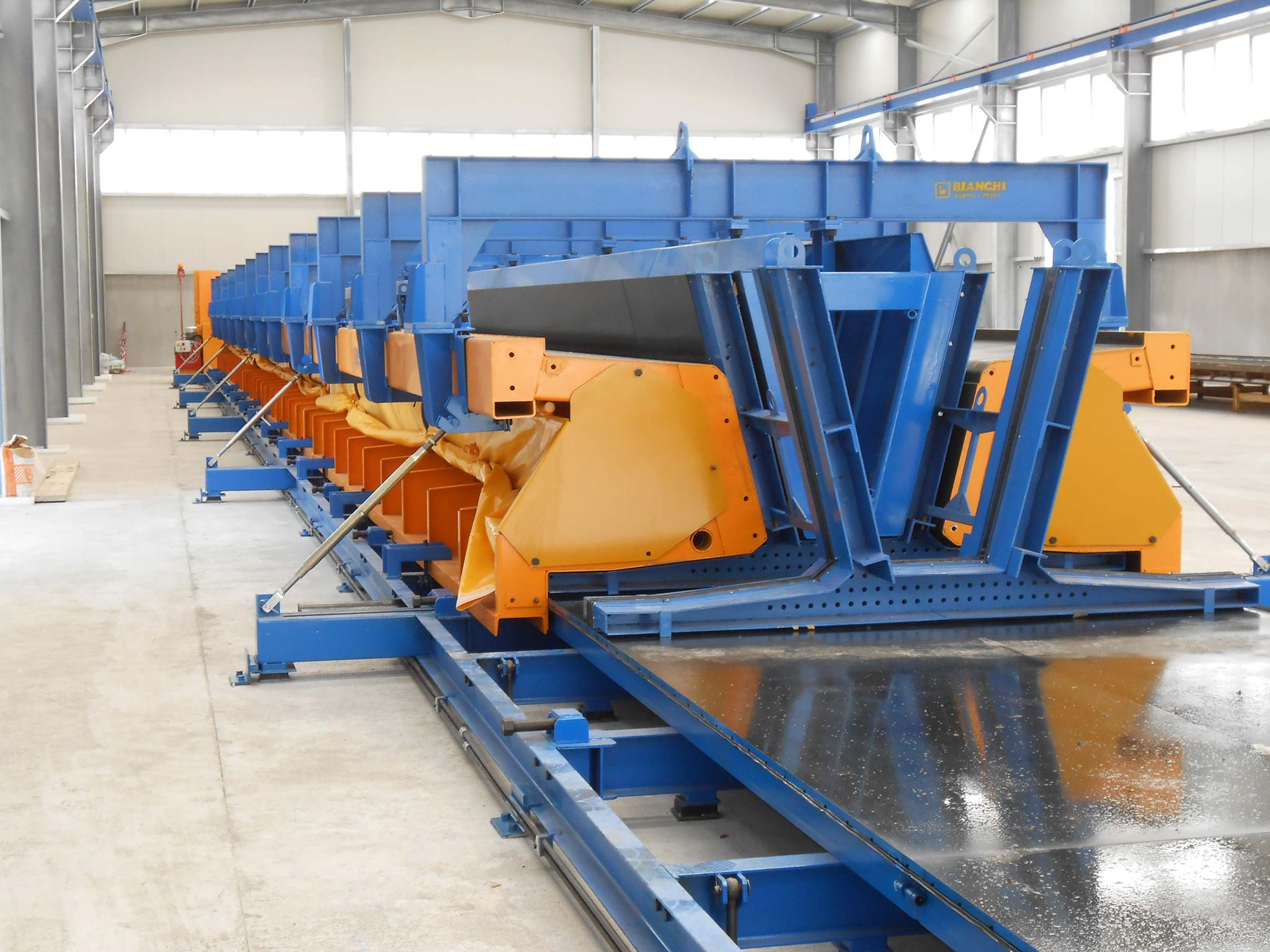 Bianchi Technology for Precast Concrete Industry