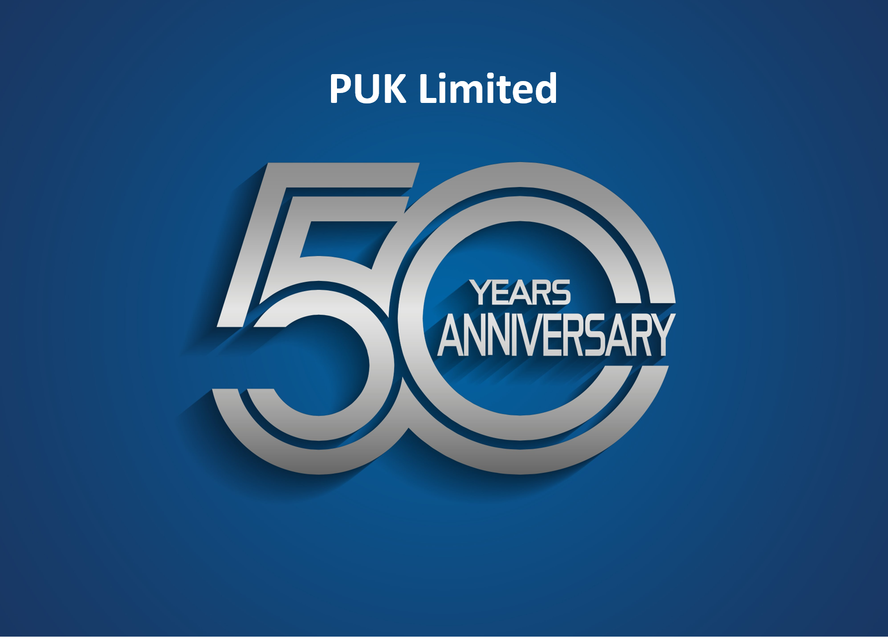 PUK 50 years in business